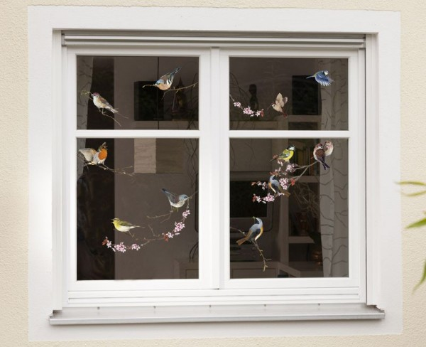 "Fenstersticker ""Birds"""