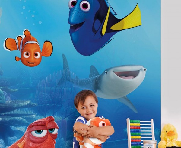 "Fototapete ""Dory and Friends"""